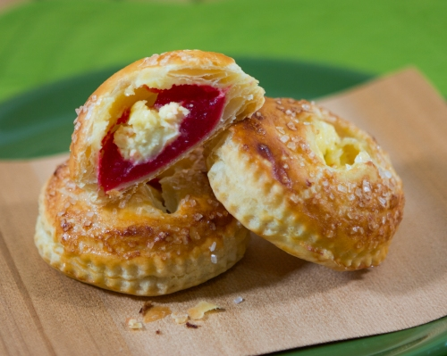 guava cream cheese pastries | Thirsty for Tea