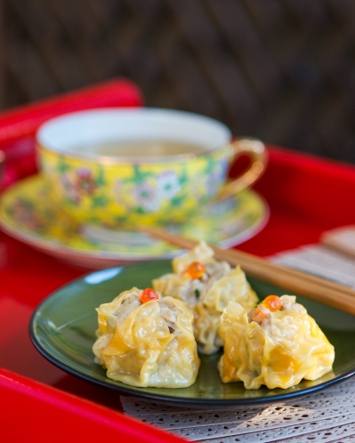 Dim Sum Recipe #1:  Siu Mai Dumplings