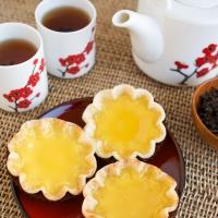 Dim Sum Recipe #4:  Egg Custard Tarts (Dan Tat)