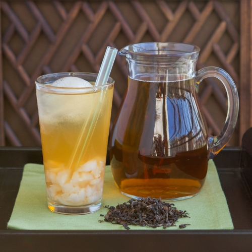 Lychee Oolong Tea | Thirsty for Tea