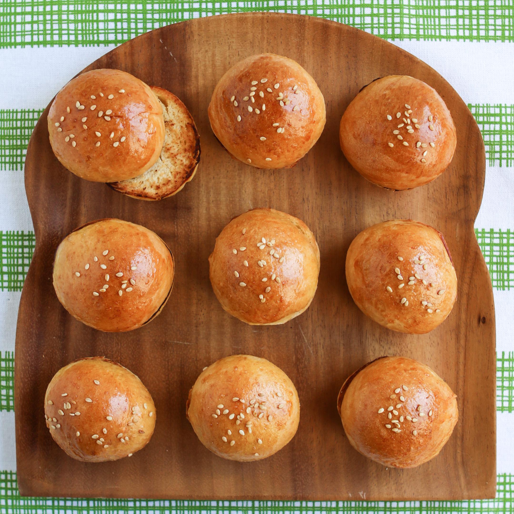 булочки для гамбургеров рецепт с фото пошагово что все