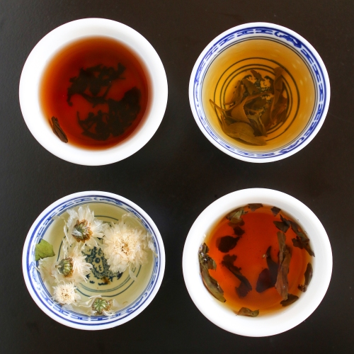 Best Teas with Dim Sum