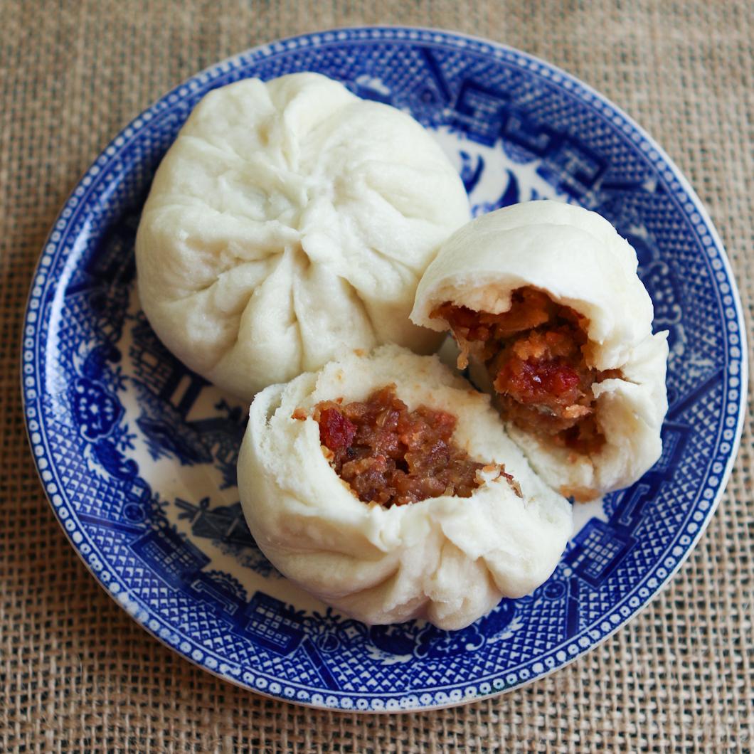 ... For Tea Dim Sum Recipe #8: Steamed BBQ Pork Buns (Char Siu Bao