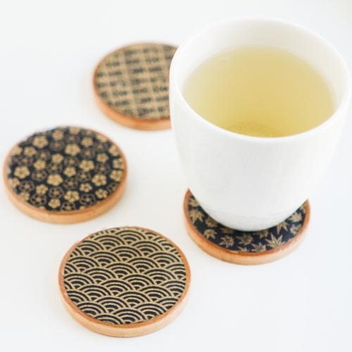Asian Teacup Coasters