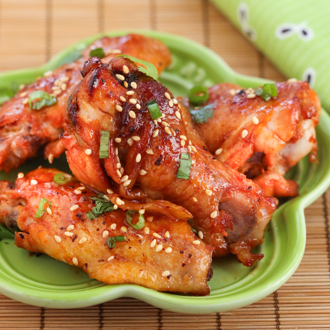 Korean chicken wings recipe - photo#6