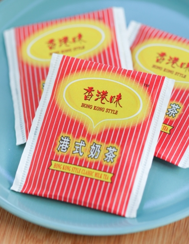 ying yang popsicles HK tea
