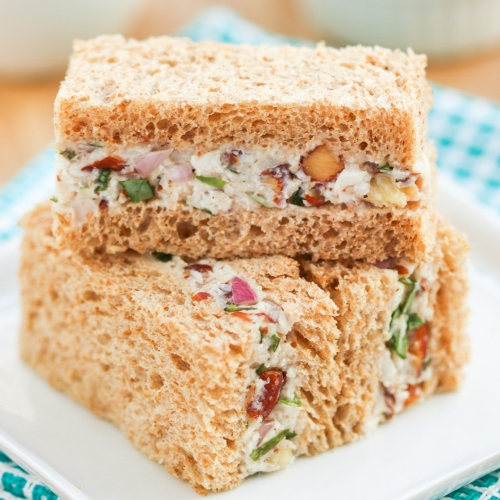 turkey tarragon tea sandwiches are the last stop for my thanksgiving ...
