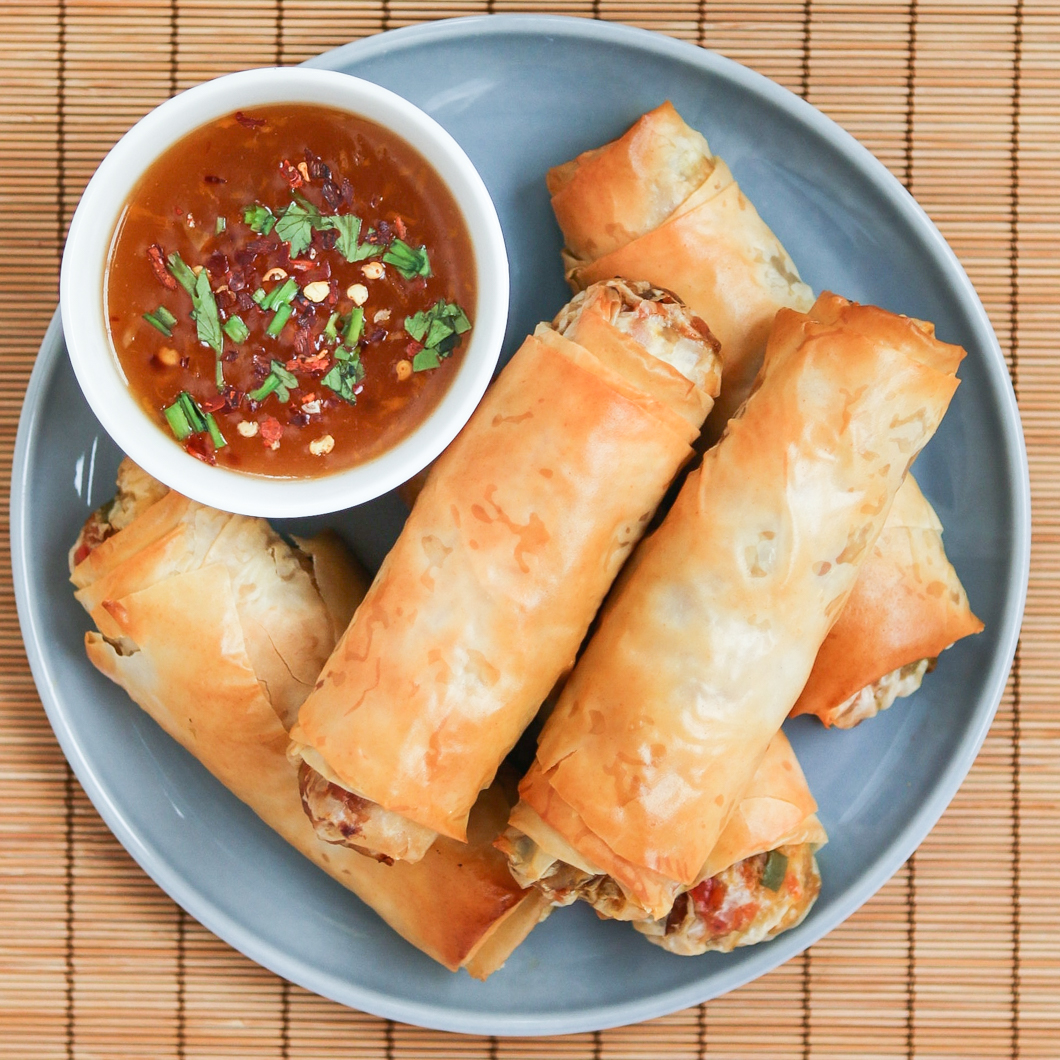 ... are great for kids baked vegetable egg rolls baked vegetable egg roll